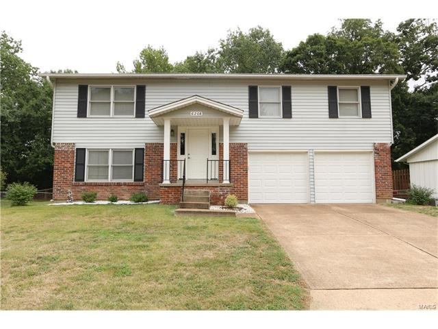 6208 Brogan Dale Circle, St Louis, MO 63128 (#17063711) :: Clarity Street Realty