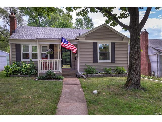 2860 Lawndell Drive, Brentwood, MO 63144 (#17063870) :: RE/MAX Vision