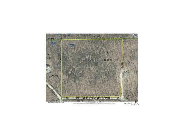 7 Bridle Ridge, Robertsville, MO 63072 (#17063965) :: Sue Martin Team