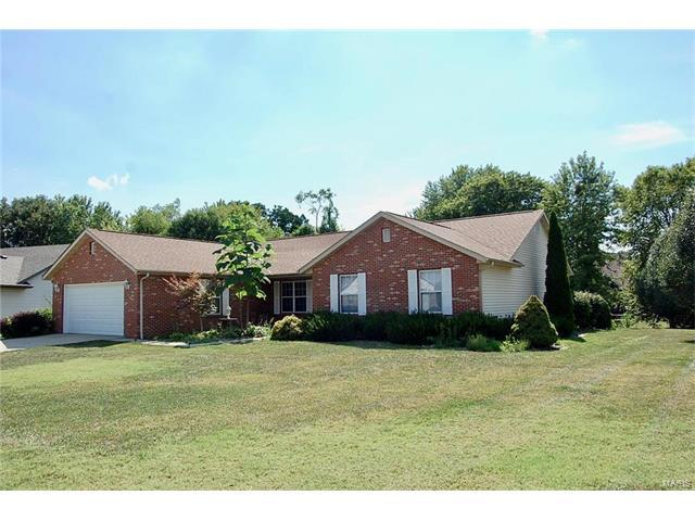 1868 Spruce Hill, Belleville, IL 62221 (#17063983) :: Fusion Realty, LLC