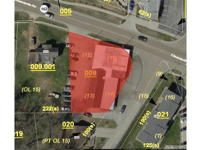204 Edwardsville Road, Troy, IL 62294 (#17064055) :: Fusion Realty, LLC
