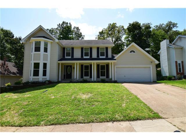 16520 Thunderhead Canyon Court, Wildwood, MO 63011 (#17064114) :: Kelly Hager Group | Keller Williams Realty Chesterfield