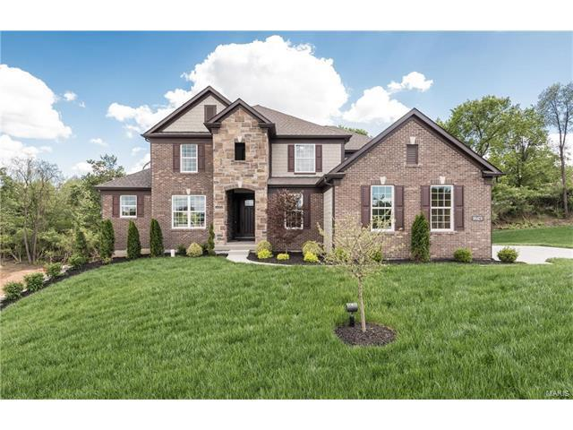 12742 Chandler Ridge Court, Des Peres, MO 63131 (#17064256) :: RE/MAX Vision