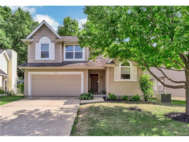 416 Seton Hall Court, Valley Park, MO 63088 (#17064332) :: The Becky O'Neill Power Home Selling Team