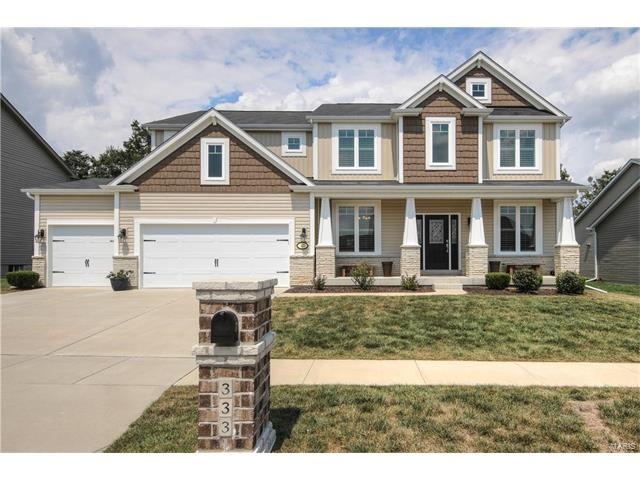 333 Pointe Loma Boulevard, Lake St Louis, MO 63367 (#17064344) :: The Kathy Helbig Group