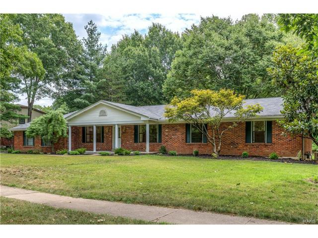 13356 Featherstone Drive, St Louis, MO 63131 (#17064413) :: Kelly Hager Group   Keller Williams Realty Chesterfield