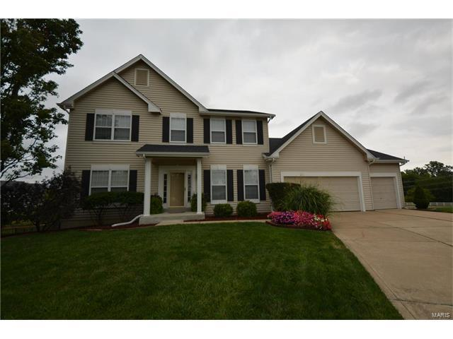 9 Cameron Court, Dardenne Prairie, MO 63368 (#17064486) :: Kelly Hager Group   Keller Williams Realty Chesterfield