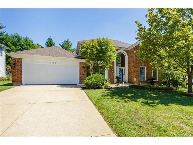 13364 Bahnfyre Drive, St Louis, MO 63128 (#17064531) :: Kelly Hager Group | Keller Williams Realty Chesterfield