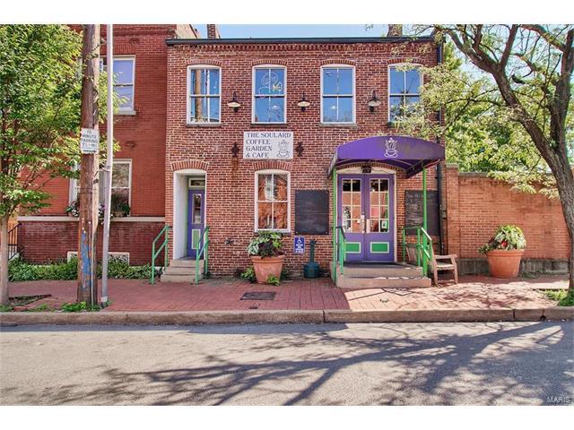 910 Geyer Avenue, St Louis, MO 63104 (#17064540) :: PalmerHouse Properties LLC