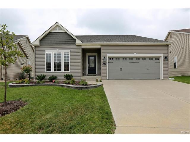 134 Vistalago Place, Saint Peters, MO 63376 (#17064576) :: Kelly Hager Group | Keller Williams Realty Chesterfield