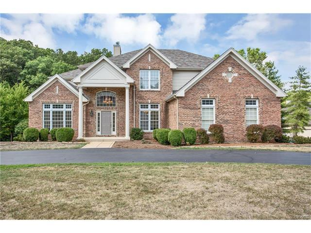 1418 Ridgetree Trails Drive, Wildwood, MO 63021 (#17064721) :: Kelly Hager Group   Keller Williams Realty Chesterfield