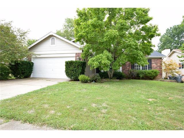 107 Barrington Drive, Saint Peters, MO 63376 (#17064742) :: Clarity Street Realty
