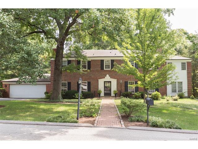 23 Ridgetop, St Louis, MO 63117 (#17064831) :: The Becky O'Neill Power Home Selling Team