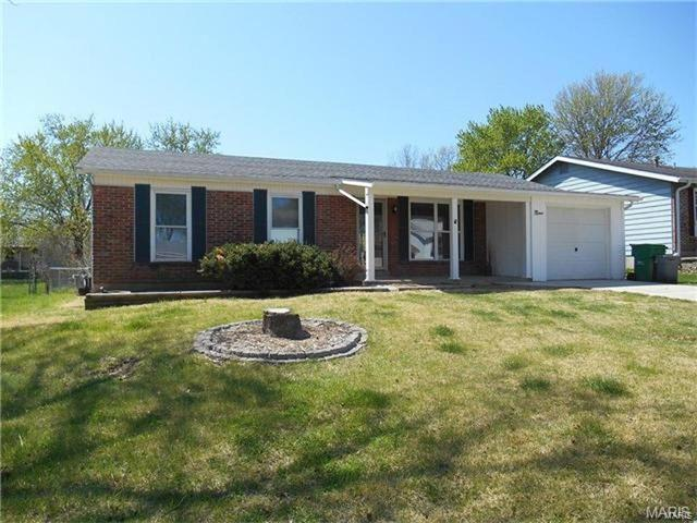 9 Northwinds, Saint Peters, MO 63376 (#17064833) :: Kelly Hager Group | Keller Williams Realty Chesterfield