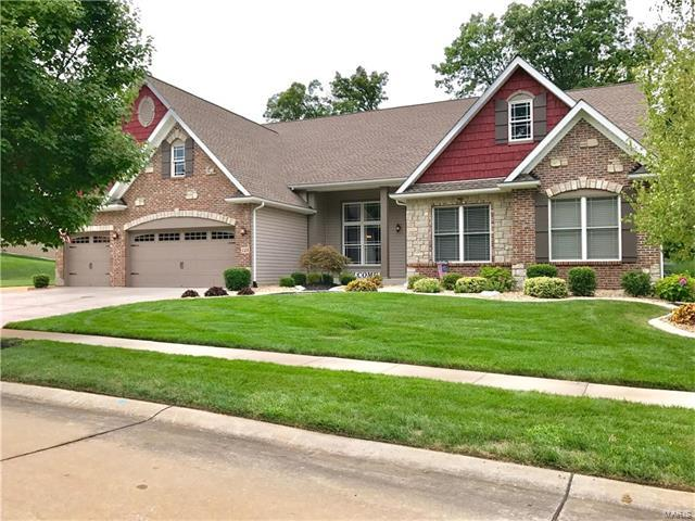 123 Wyndgate Valley, Lake St Louis, MO 63367 (#17064875) :: Clarity Street Realty