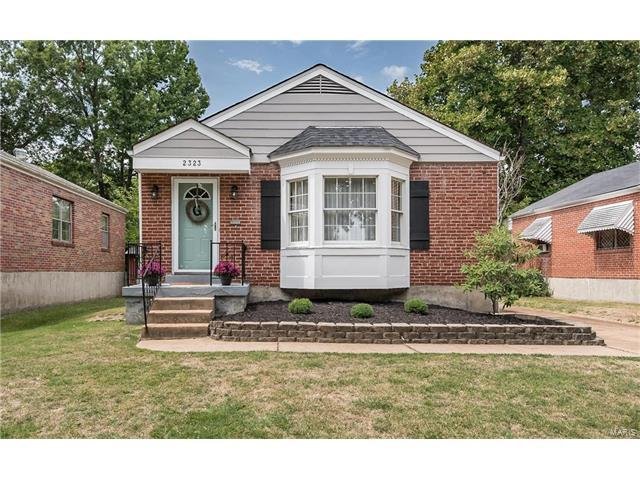 2323 Hill Avenue, Brentwood, MO 63144 (#17065033) :: The Becky O'Neill Power Home Selling Team