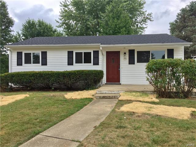 24 Warsen Avenue, Wentzville, MO 63385 (#17065037) :: Clarity Street Realty