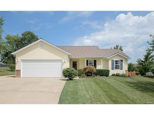 70 N Camelot Drive, Troy, MO 63379 (#17065049) :: Holden Realty Group - RE/MAX Preferred