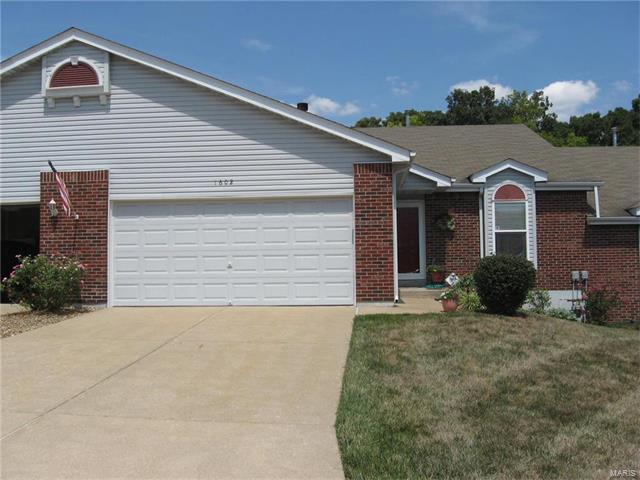 1602 Lienemann Drive, Saint Peters, MO 63303 (#17065089) :: Clarity Street Realty