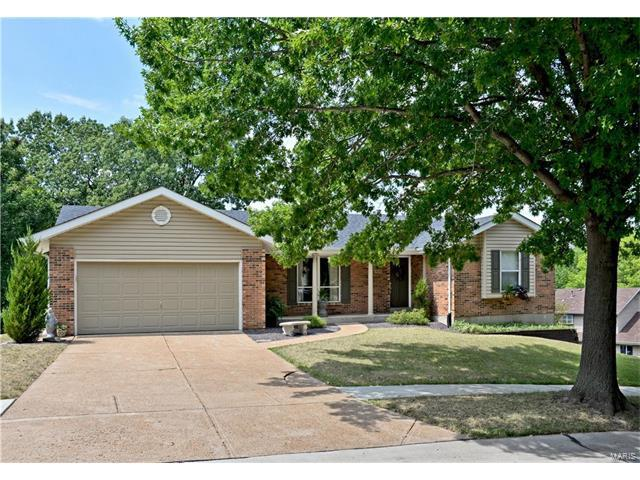 3024 Olde Post Road, St Louis, MO 63129 (#17065092) :: Clarity Street Realty