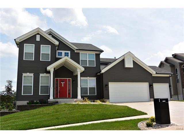 1040 Sable Lane, Arnold, MO 63010 (#17065122) :: Clarity Street Realty