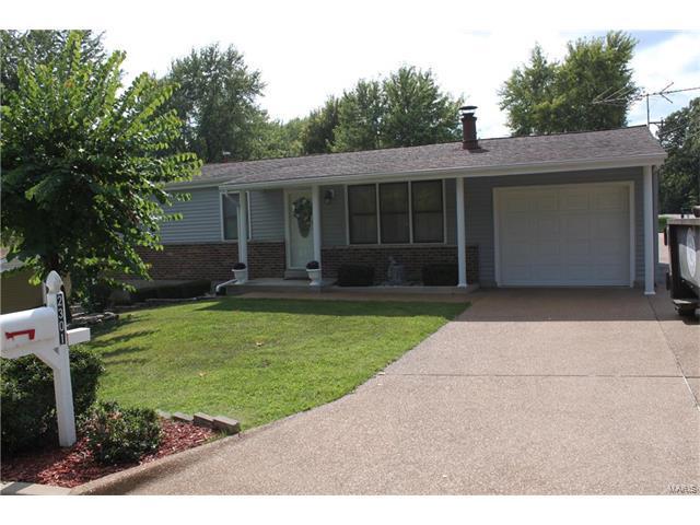 2301 Arkansas, High Ridge, MO 63049 (#17065139) :: Clarity Street Realty