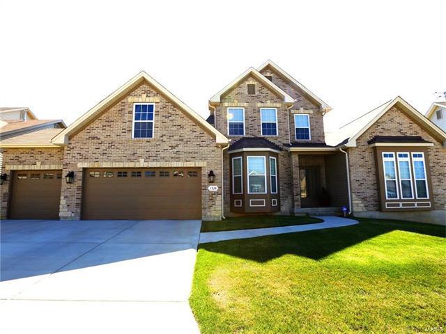 1524 Beckham Ridge Court, St Louis, MO 63146 (#17065283) :: Clarity Street Realty