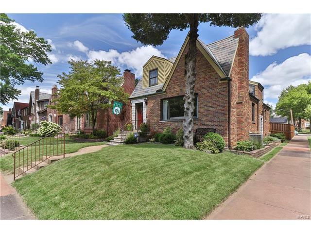 6201 Murdoch Avenue, St Louis, MO 63109 (#17065351) :: Clarity Street Realty