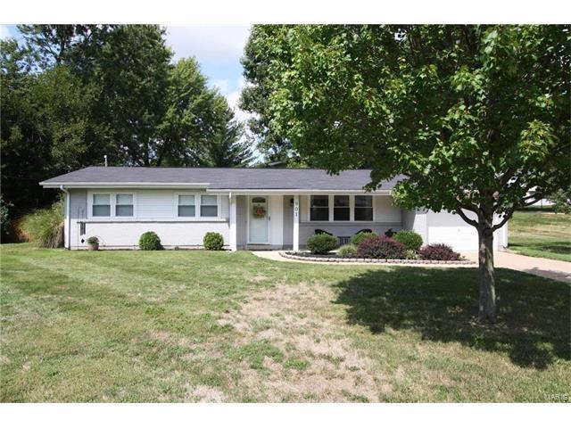 901 Brookvale Terr, Ballwin, MO 63021 (#17065358) :: The Becky O'Neill Power Home Selling Team