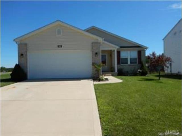 1500 Bountiful Lane, Belleville, IL 62220 (#17065419) :: Kelly Hager Group | Keller Williams Realty Chesterfield