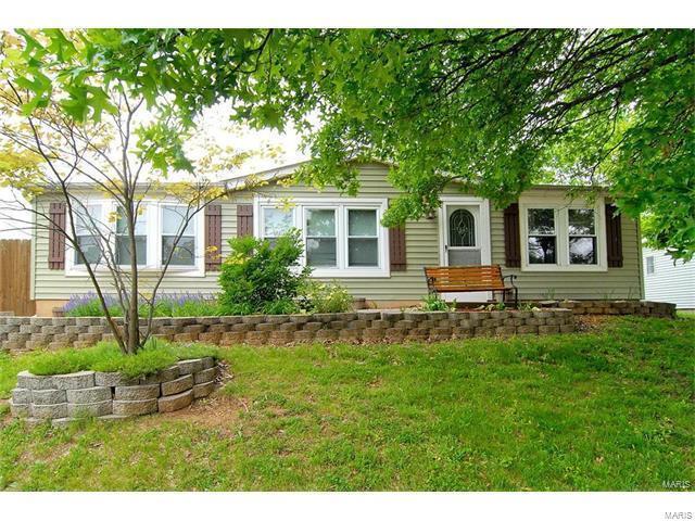 4641 Brennan Woods, High Ridge, MO 63049 (#17065457) :: Clarity Street Realty