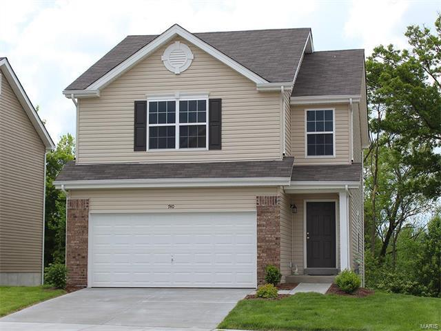 3364 Charlestowne Crossing Drive, Saint Charles, MO 63301 (#17065502) :: Clarity Street Realty
