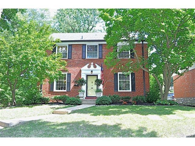 614 Hollywood Place, Webster Groves, MO 63119 (#17065528) :: RE/MAX Vision