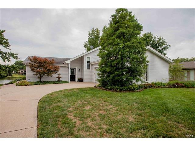 37 Normandy Drive, Lake St Louis, MO 63367 (#17065563) :: The Kathy Helbig Group