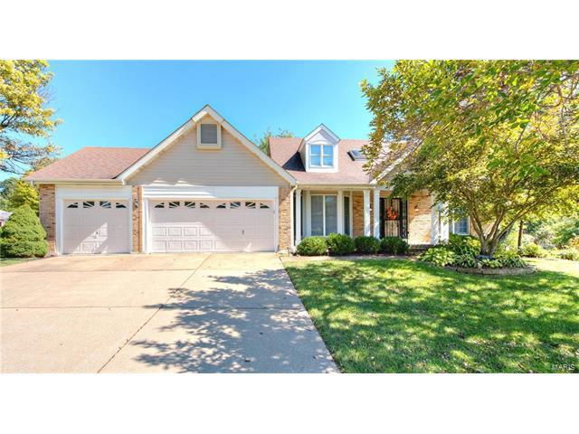 3103 Wynfield Terrace Court, Oakville, MO 63129 (#17065611) :: Kelly Hager Group | Keller Williams Realty Chesterfield