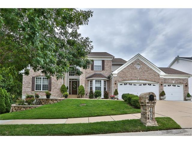 16170 Clayton Hollow Lane, Wildwood, MO 63005 (#17065693) :: Kelly Hager Group | Keller Williams Realty Chesterfield