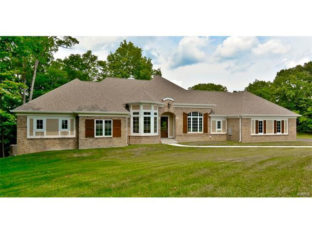 18435 Hencken Valley Estates Drive, Wildwood, MO 63069 (#17065694) :: Kelly Hager Group   Keller Williams Realty Chesterfield