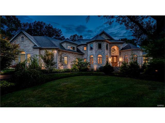 45 Lynnbrook Road, St Louis, MO 63131 (#17065706) :: RE/MAX Vision