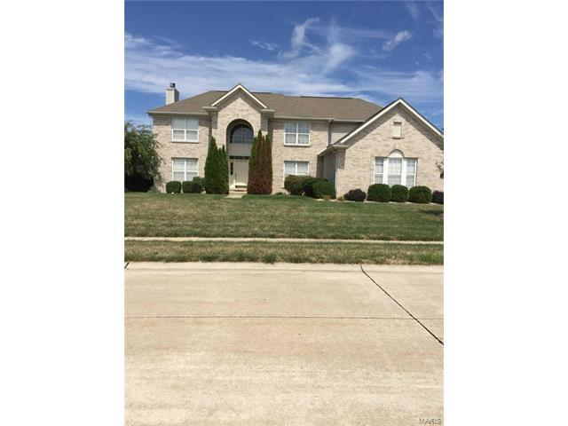 1501 Scoter Court, Swansea, IL 62226 (#17065730) :: Holden Realty Group - RE/MAX Preferred