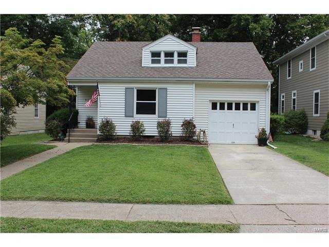 917 Randle Street, Edwardsville, IL 62025 (#17065731) :: Holden Realty Group - RE/MAX Preferred