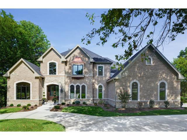 32 Meadowbrook Country Club Est, Ballwin, MO 63011 (#17065744) :: The Becky O'Neill Power Home Selling Team