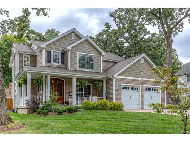 419 Miriam Avenue, Kirkwood, MO 63122 (#17066816) :: RE/MAX Vision