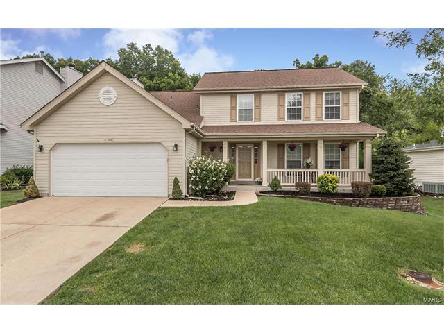 17388 Hilltop Ridge Drive, Eureka, MO 63025 (#17066854) :: The Becky O'Neill Power Home Selling Team