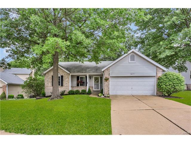 16415 Pavillion Hill Court, Wildwood, MO 63040 (#17066858) :: Kelly Hager Group   Keller Williams Realty Chesterfield