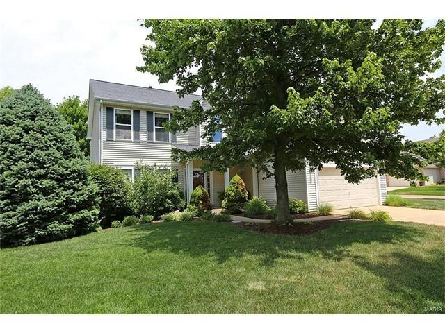 1103 Coronita Court, Fenton, MO 63026 (#17066862) :: The Becky O'Neill Power Home Selling Team