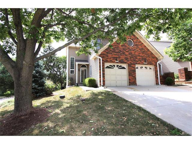 16200 Lea Oak Drive, Chesterfield, MO 63017 (#17066891) :: The Kathy Helbig Group