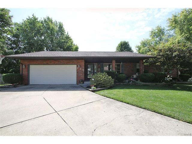 920 Whippoorwill Way, Edwardsville, IL 62025 (#17066982) :: Holden Realty Group - RE/MAX Preferred
