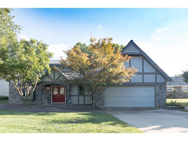 118 Antoinette Terr, Lake St Louis, MO 63667 (#17067014) :: Kelly Hager Group | Keller Williams Realty Chesterfield