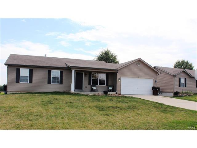 528 Turkey Call Court, Troy, MO 63379 (#17067058) :: Holden Realty Group - RE/MAX Preferred