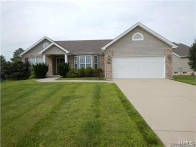 2617 Westinghouse Drive, Shiloh, IL 62221 (#17067104) :: Kelly Hager Group | Keller Williams Realty Chesterfield